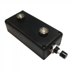 Micro espion UHF double puissance