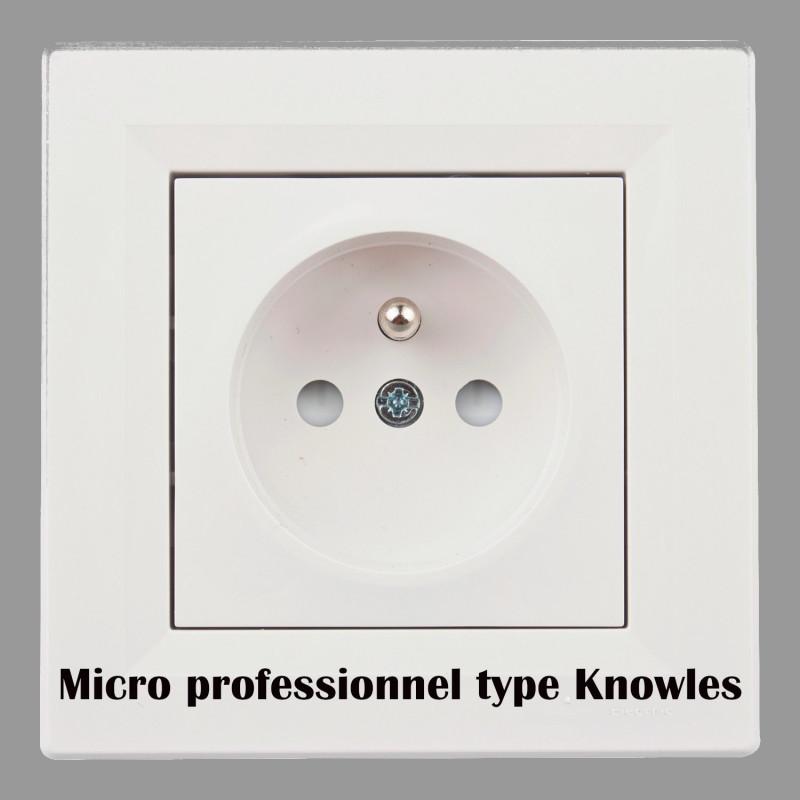 Micro UHF à activation vocale