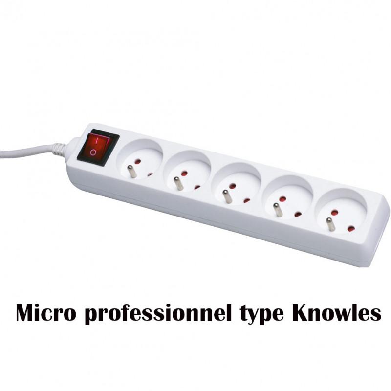 Micro espion UHF dans calculatrice