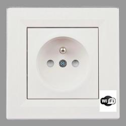 Micro espion UHF courant secteur